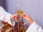高層階確約!スパークリングワイン&12時レイトアウト付|カップルに大人気の記念日プラン